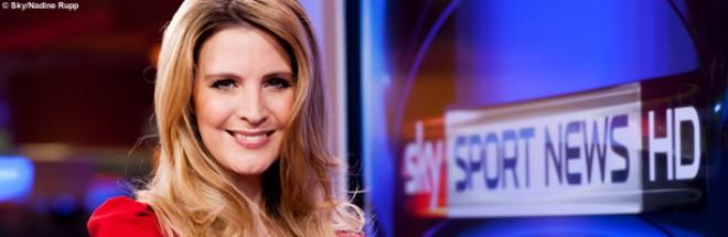Moderatorinnen news hd sky sport Eurosport Moderatorinnen